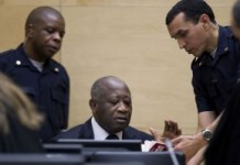 Laurent Gbagbo International Criminal Court