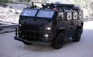 Maverick Security Vehicles
