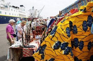 National Geographic Cruise Liberia