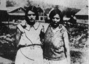 Victoria Price and Ruby Bates, the prostitutes who caused 19 boys their lives