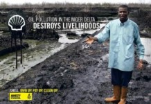 Shell Nigeria Pollution