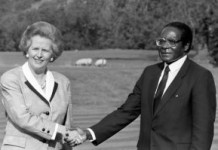 Thatcher Mugabe Land Agreement