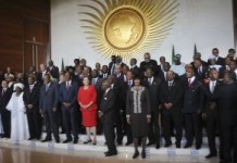 African Leaders African Union Summit