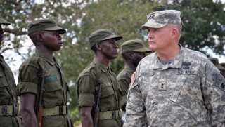 Africom Neo-Colonialism