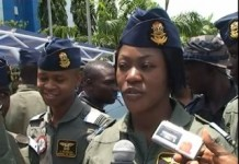 Blessing Liman First Female Fighter Pilot