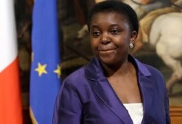 Cecile Kyenge Italy's Black Minister