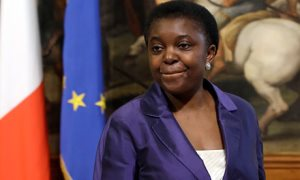 Noose Protest Against Italy's First Black Minister Cecile Kyenge