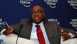 Donald Kaberuka World Economic Forum