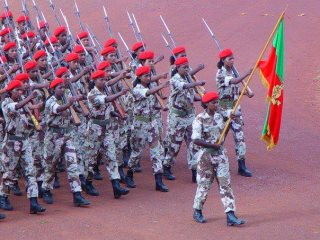 Eritrea 20th Independence