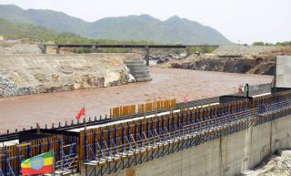 Ethiopia Diverts Blue Nile for Massive $4.7 bln Hydro Dam