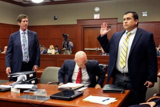 "Zimmerman Defense Wants to Ban Words ""Racist"" and ""Vigilante"" from Trial"
