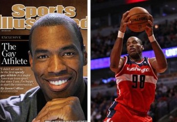 Jason Collins Gay Athlete