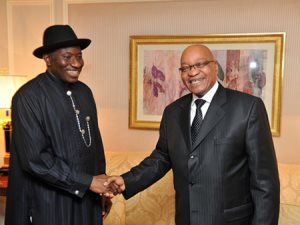 Nigeria South Africa Relationship