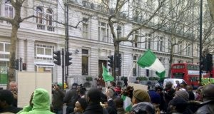 Nigerians Live in London