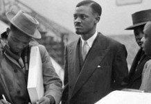 Patrice Lumumba Great Leadership