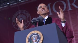 President Obama Morehouse Collge Speech