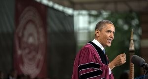 President Obama Morehouse Speech