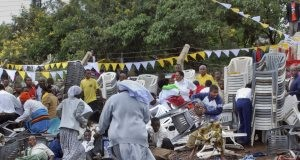 Tanzania Church Bombing