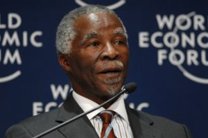 Thabo Mbeki Spills The British Beans