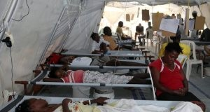 Cholera Epidemic Haiti law Suit