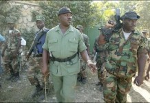 Brazil Training Haitian Army