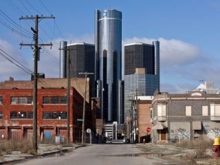 Detroit's Challenge Of Keeping Black Residents