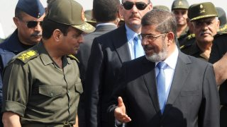 Egypt's Army Warning