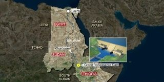 Ethiopia Egypt And the Nile River