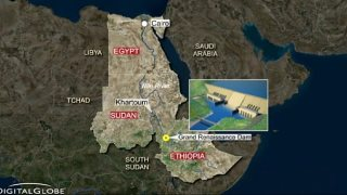 Egypt, Ethiopia Lock Horns Over Renaissance Dam