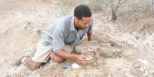 Ethiopian Scientist Zeray Alemseged Early Human