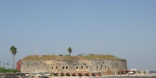 Goree Island Senegal