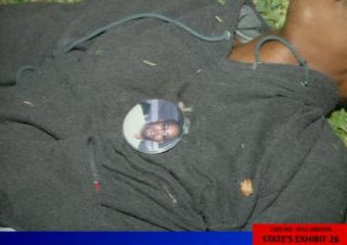 Graphic Photos of Trayvon Martin