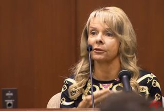 Jane Surdyka George Zimmerman Trial Witness Sanford