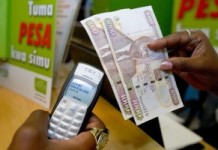 Kenya Mobile Money Transfer