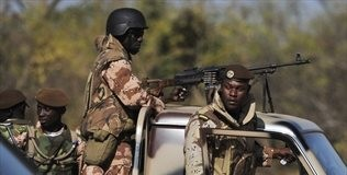 Malian Army Clash in Anefis