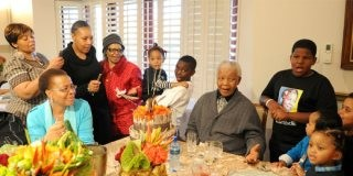 Nelson Mandela Recovering Well