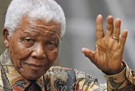 Nelson Mandela in Critical Condition