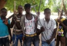 Nigerian Citizens Mobilize to Fight Boko Haram Terrorists