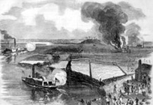 Harriet Tubman and the Combahee River Raid