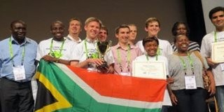 South Africa Supercomputing Team