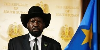 South Sudan Rebels Surrender