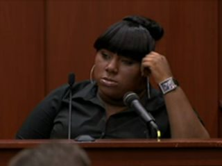 Star Witness Testifies: Trayvon Martin Was Trying to Escape George Zimmerman