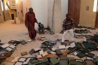 Timbuktu Manuscripts Destroyed