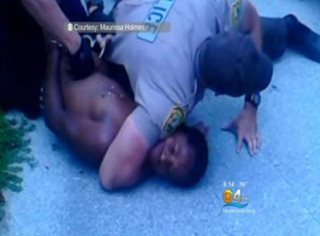 12 Shocking Examples of Police Brutality...Just This Month