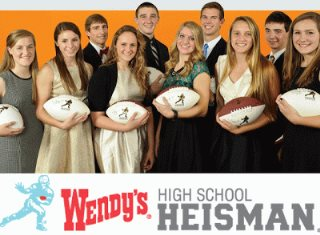 Wendy's Heisman Scholarships