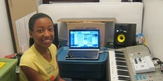 16 Year Old Producer Wondagurl