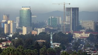 Addis Ababa Development