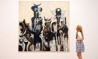 Africa's Art Flourishes as the Newly Wealthy Wake Up to its Value