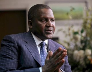 Africa's Richest Man Dangote Plans $16 Billion Expansion