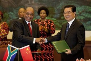 China South Africa Mergers and Acquisitions